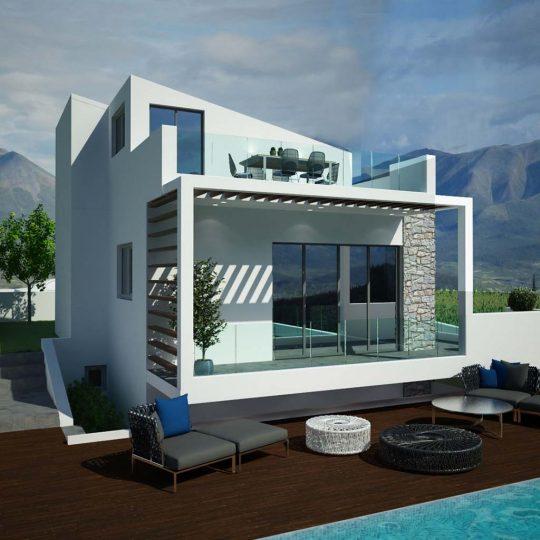 Πολυτελής κατοικία