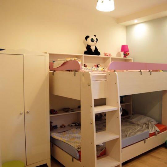 Δημιουργία επιπλέον δωματίου και διακόσμηση